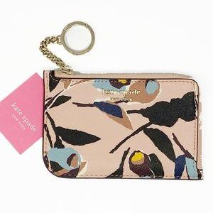 kate spade Accessories - ♠️ NWT Kate Spade Medium L-Zip Card Holder